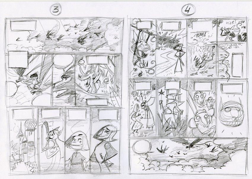 Clase 14. La viñeta - MarmotFish Studio